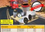 Promoción de repuestos sinomaq   - tracto faw diesel - ca4250