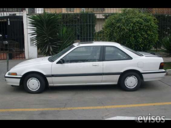 Honda accord 1988 vendo negociable