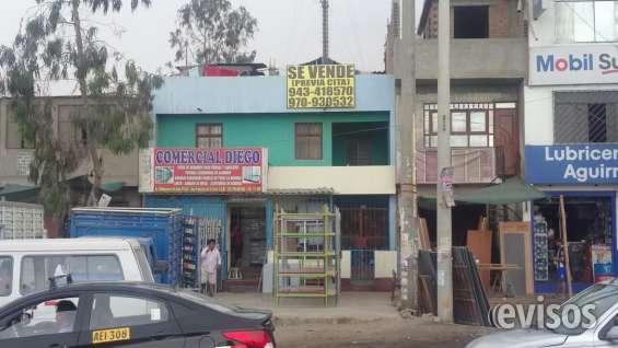 Se vende casa zona comercial