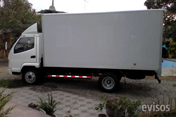 Venta de camion furgon