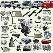 Repuestos para vehiculos dfsk modelo c37