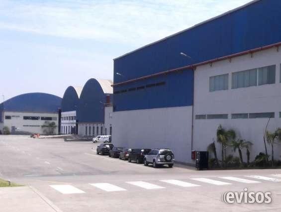 Fotos de Alquiler de almacenes bodegas en centro industrial con full rampas-lurin 5