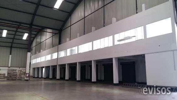 Fotos de Alquiler de almacenes bodegas en centro industrial con full rampas-lurin 2