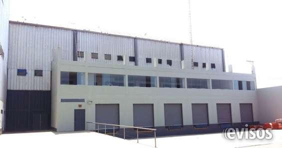 Fotos de Alquiler de almacenes bodegas en centro industrial con full rampas-lurin 4