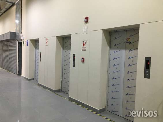 Ubicación del local a un paso de los ascensores