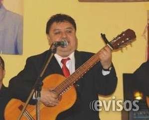 Diviertete con musica criolla boleros y bailables en vivo