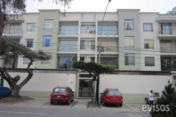 Vendo departamento 120 m2 3 dorm. magdalena (ref: 524)