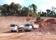 Movimiento de tierra demoliciones-excavaciones-pavimentación