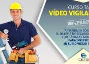 CURSO TALLER VÍDEO VIGILANCIA 2017