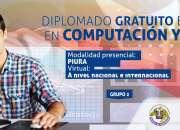 DIPLOMADO GRATUITO ESPECIALIZADO EN COMPUTACIÓN Y OFIMÁTICA 2017