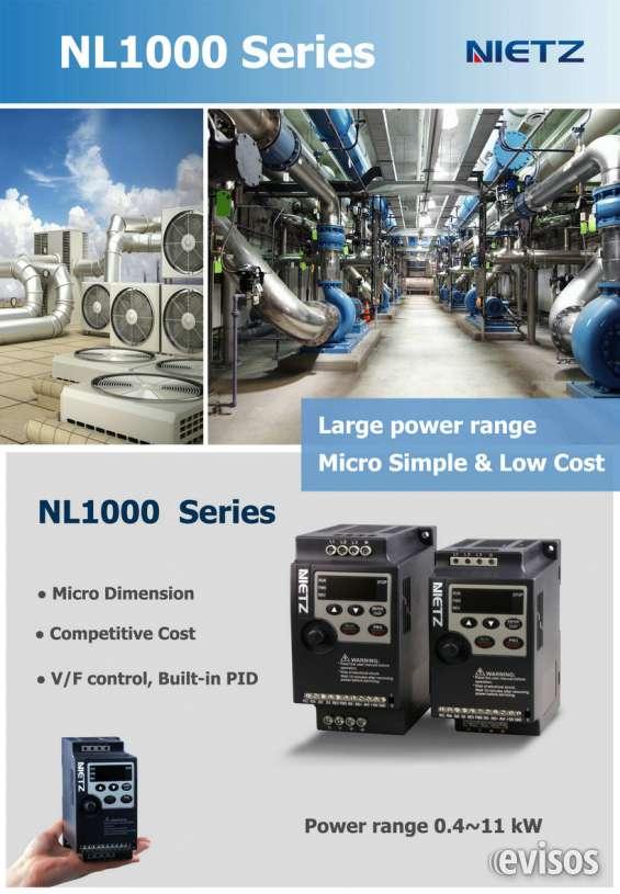 Nl1000 variadores de frecuencia