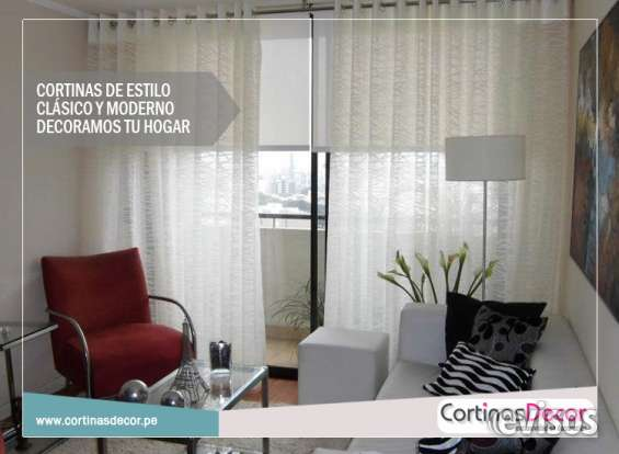 Corporación cortinas decor