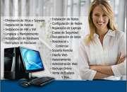 Mantenimiento de Laptops y Computadoras Personales