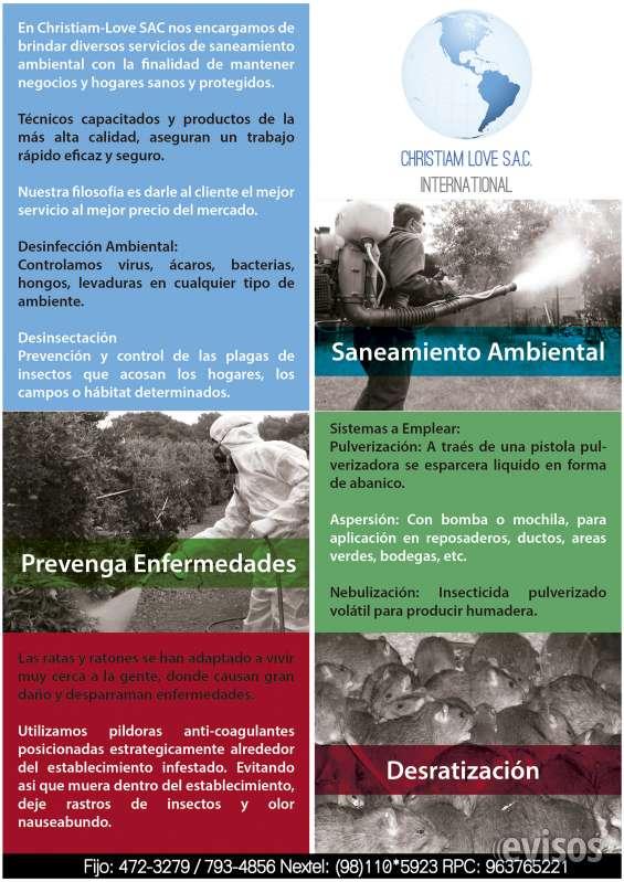 Fumigaciones con experiencia y garantia en limafumigaciones con experiencia y garantia en lima