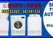 »White westinghouse«7378107»reparacion«lavadoras »refrigeradores«miraflores»