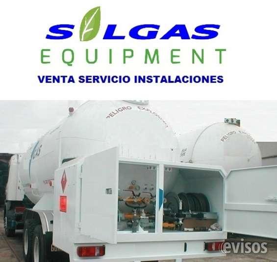 camion cisterna gas