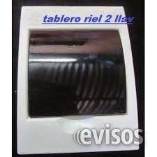 Fotos de Tableros electricos en stock 1 llaves- 6 llaves visible y empotrables 955548105 2