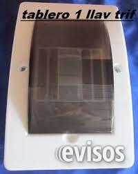 Fotos de Tableros electricos en stock 1 llaves- 6 llaves visible y empotrables 955548105 9