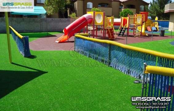 Grass sintetico para tu canchita de futbol - lima y provincias
