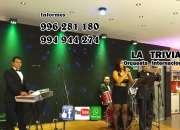 Orquesta para BODAS EN LIMA PERU ORQUESTA LA TRIVIA