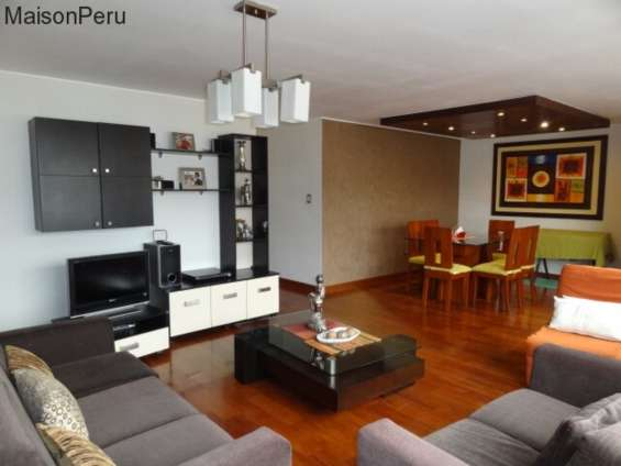 Vendo departamento 109 m2 3 dorm. la molina ( r-465 )