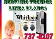 AUXILIO!!tecnico WHIRLPOOL=7378107-refrigeradores*surco