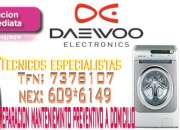 ((CALLAO=)=7378107+tecnicos calificados*/DAEWOO-LAVADORAS-*/