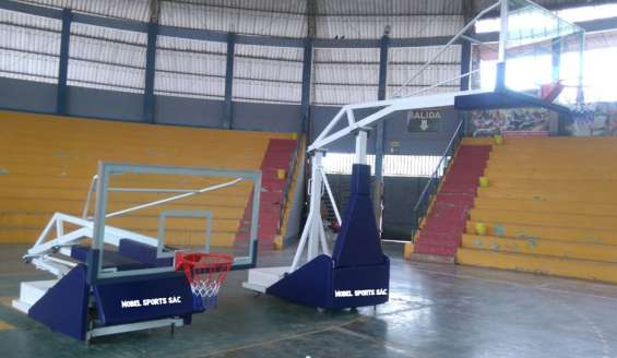 Tablero de basquet, mod -plegable (mobel sport´s)