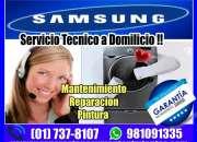 Tecnicos calificados samsung 7378107 servicio lavadoras– los olivos