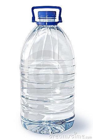 Botellas pet capacidad 7 litros nuevas con tapa y agarradera para envasar agua de mesa