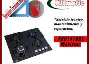 980141881 SERVICIO TECNICO PARA COCINAS VITROCERAMICAS KLIMATIC