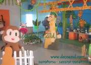Decoraciones Tematicas de La Granja Zenon - decoraciones de bautizos