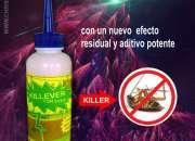 Gel killever la solucion para eliminar cucarachas…