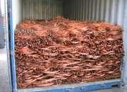 Compro chatarra de cobre