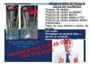 POSTES DE FILAS PARA ORDENAR LAS COLAS
