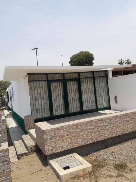 Casa de playa lima perú