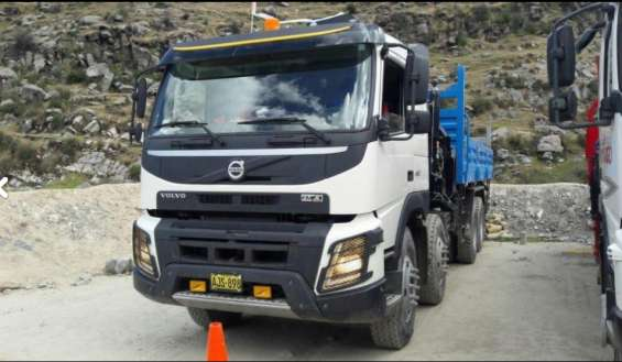 Alquiler de camion grúa 22 tm