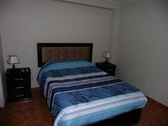 Fotos de Departamento amoblado de 3 dormitorios en san miguel 2