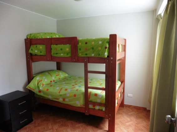 Fotos de Departamento amoblado de 3 dormitorios en san miguel 5