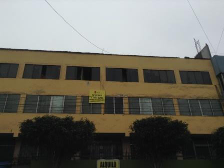 Venta de edificio comercial en cercado de lima