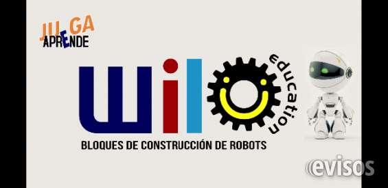 Kit de robotica educativa