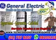 981091335-reparación de refrigeradoras general  electric en pueblo libre