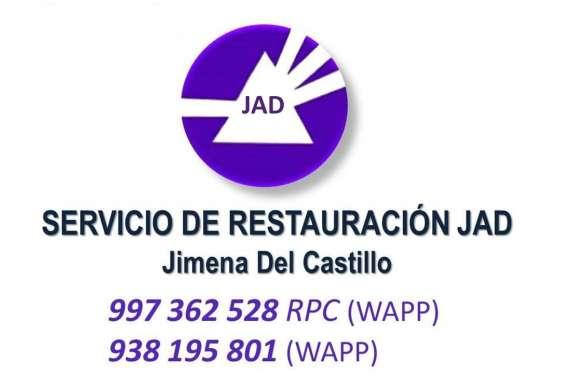 Servicio de restauración jad