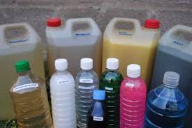 Productos de limpieza barranca