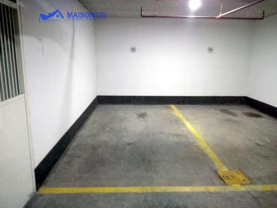 Fotos de Vendo cochera 14 m2 san isidro 3