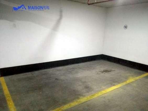 Fotos de Vendo cochera 14 m2 san isidro 2