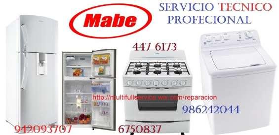 Servicio tecnico refrigeradora mabe 6750837