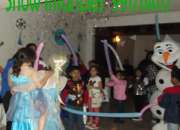 Shows infantiles 991764117 horas locas/ baby showers/ globoflexia