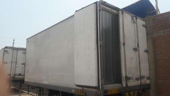 Fotos de Furgones  frigorificos  importados de   03,04  y  05  ton. 7