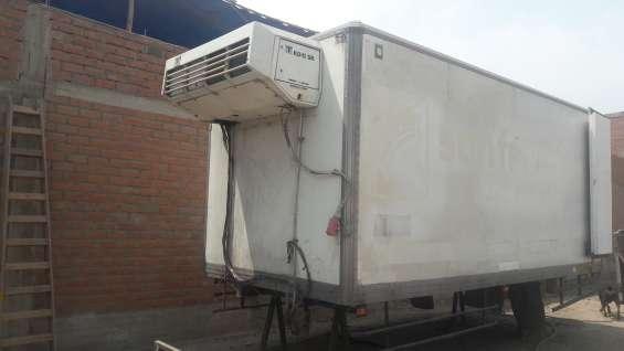 Fotos de Furgones  frigorificos  importados de   03,04  y  05  ton. 5